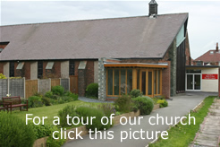 Click here for a tour of the church